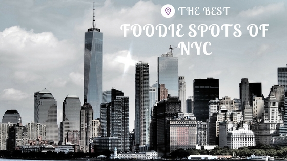 Foodie spots in NYC